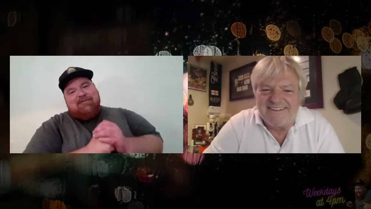 Nathan Heaney | Knuckle up with Mike Orr | Talkin Fight