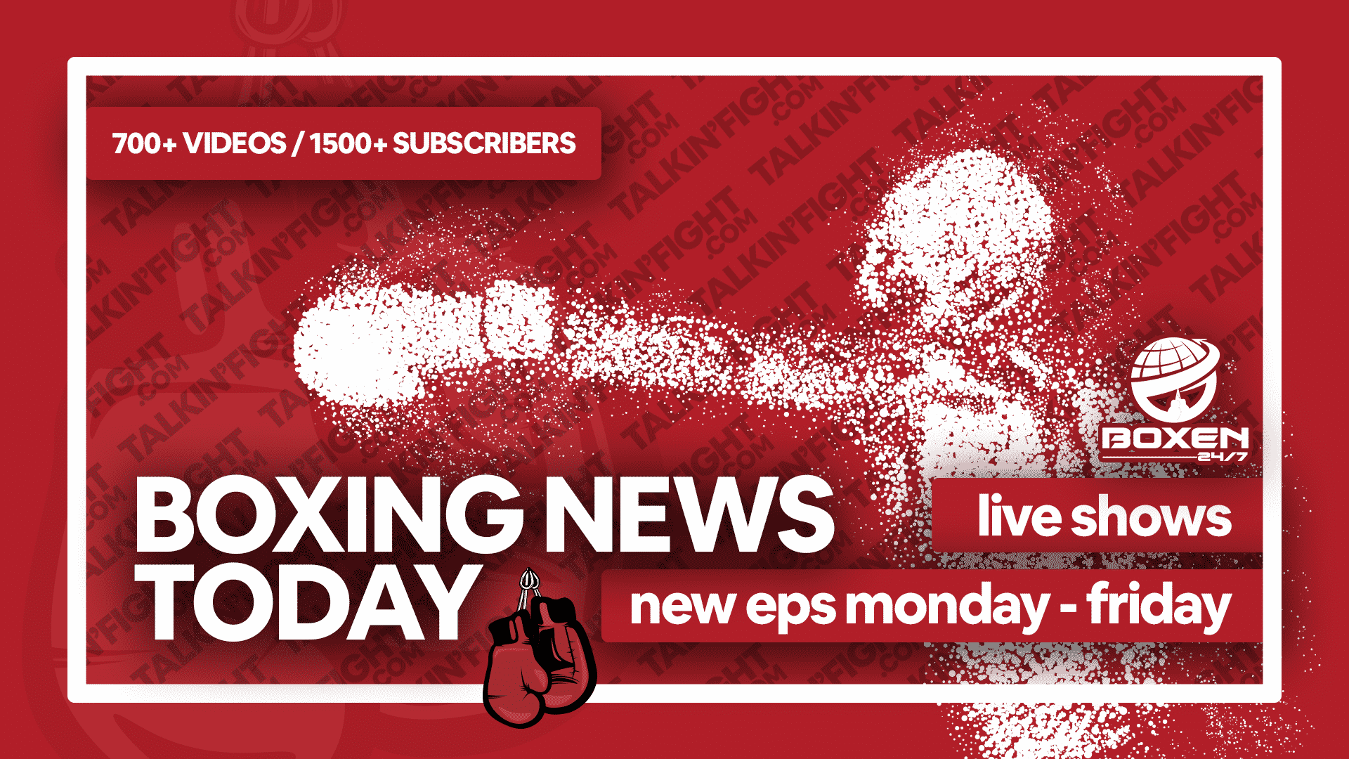 Today's Boxing News Headlines ep26 | Boxing News Today | Talkin Fight