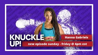 Hanna Gabriels   Knuckle Up with Mike Orr   Talkin Fight