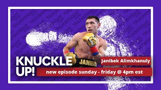 Janibek Alimkhanuly   Knuckle Up with Mike Orr   Talkin Fight