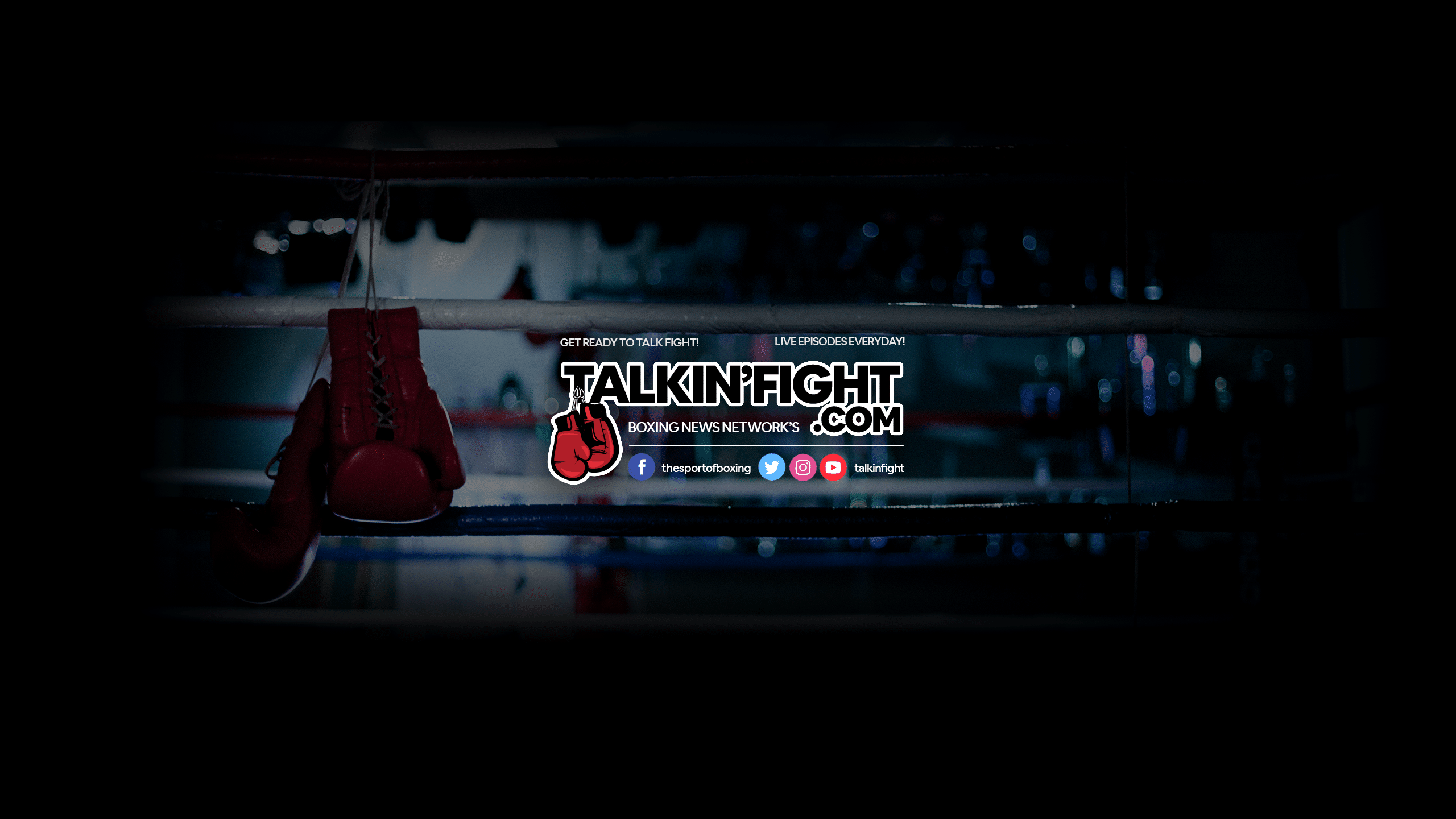 Talkin' Fight hits critical milestone; reaches 4,000 Watched Hours on YouTube channel